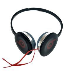 Cloyst BZ - 01 On Ear Wired Headphones Without Mic Black