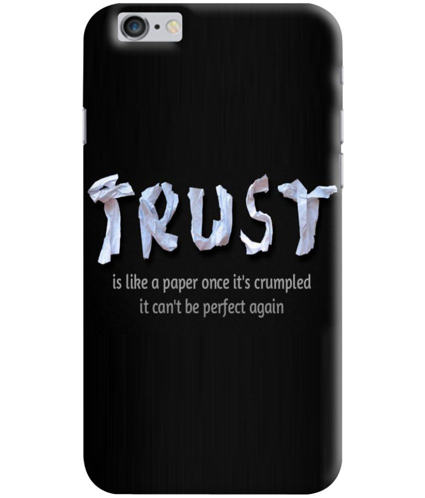 Apple iPhone 6 Printed Cover By Expert Deal