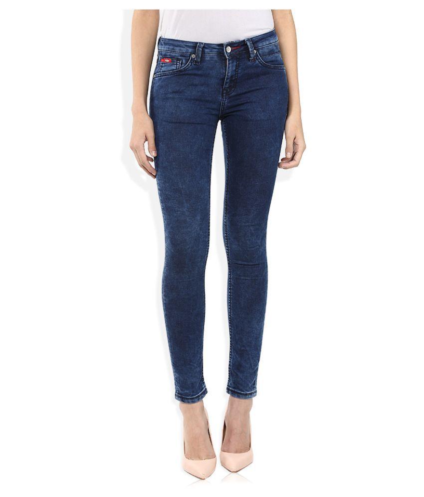 Lee Cooper Navy Denim Jeans