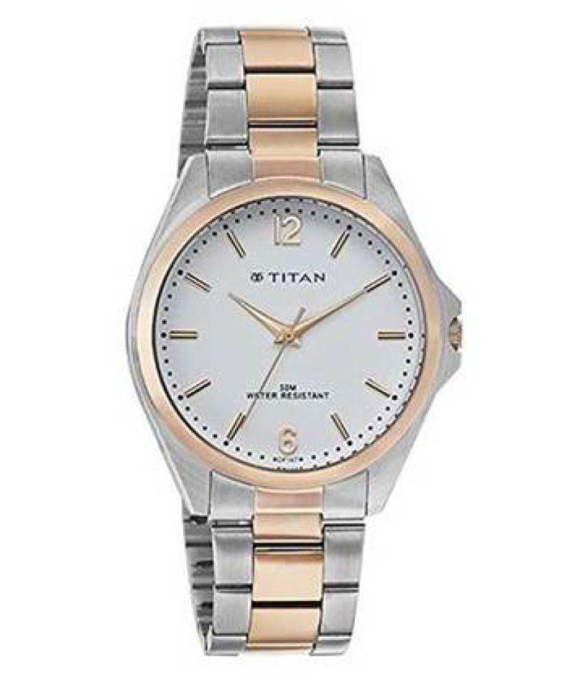Titan Multicolor Analog Mens Watch Buy Fossil Fs4787
