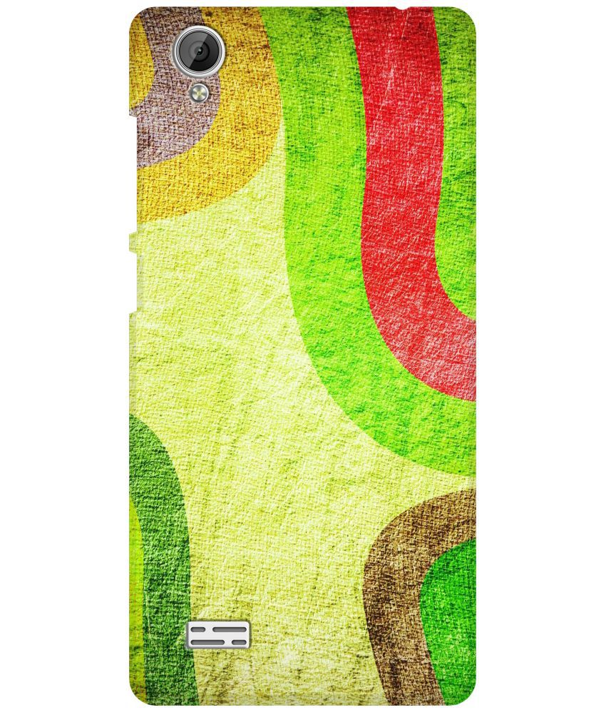 Vivo Y31 Printed Cover By SWAGMYCASE