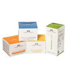 Organic Therapie Day Cream 50 Gm Pack Of 4