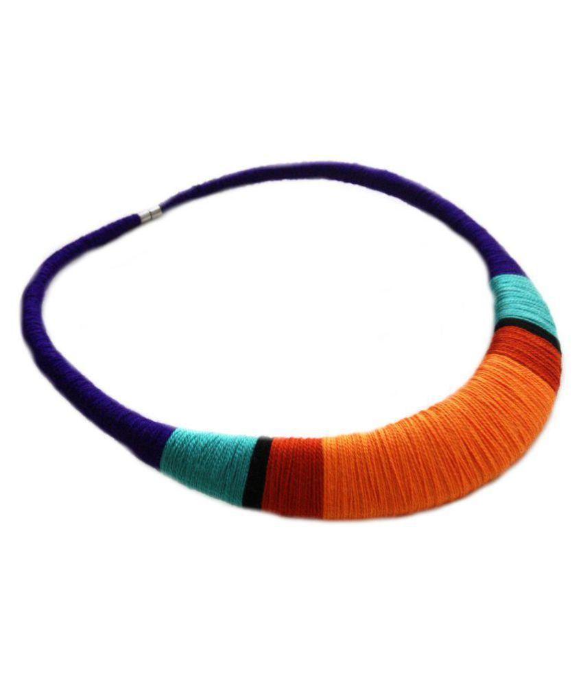 Sa-Heli Multicolor Necklace