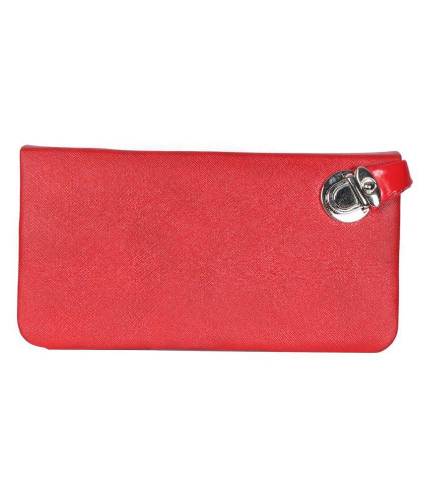 Mango People Red Wallet