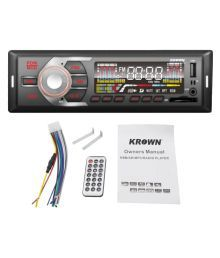 Krown USB/FM Player CS99 Single DIN Car Stereo