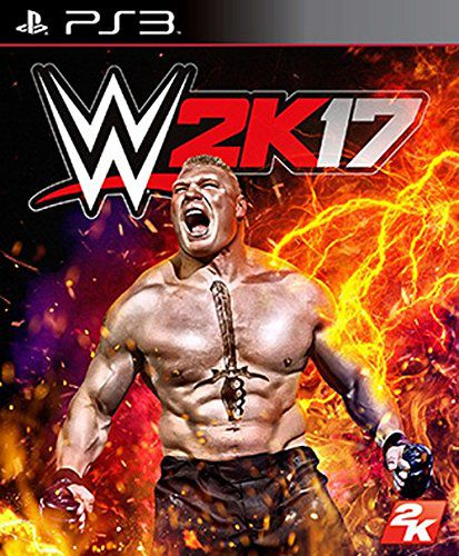 WWE 2K17 ( PS3 )