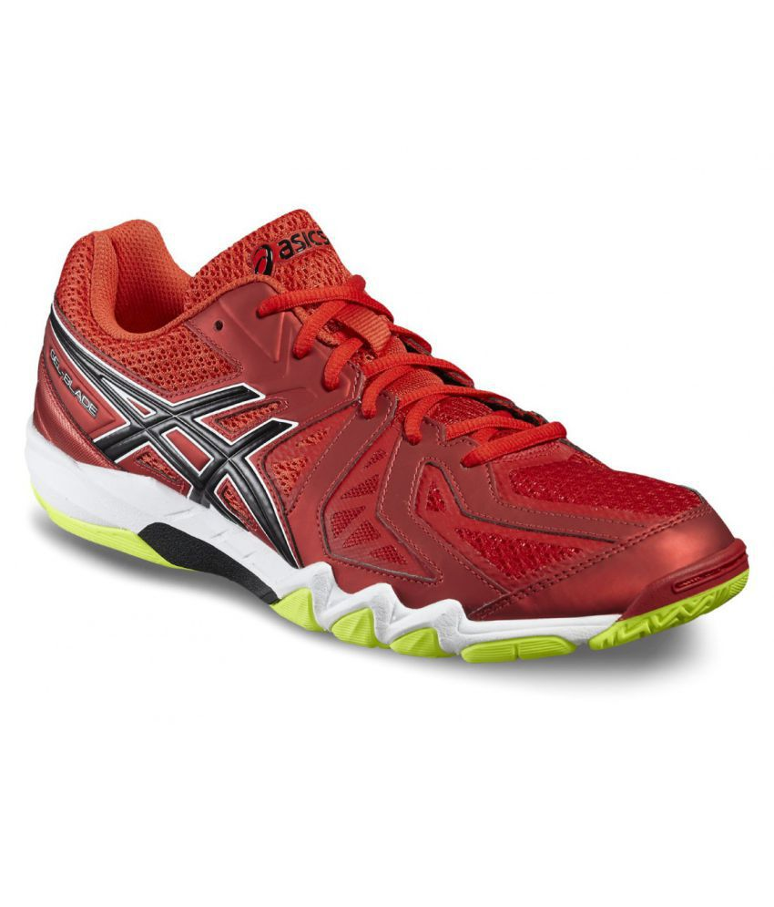 049a29af64c Asics Men's Badminton Shoes Gel-Blade 5 - Buy Asics Men's Badminton Shoes  Gel-Blade 5 Online at Best Prices in India on Snapdeal
