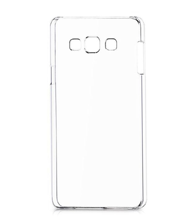 UNO Covers Back Cover for Samsung Galaxy A5 - Transparent
