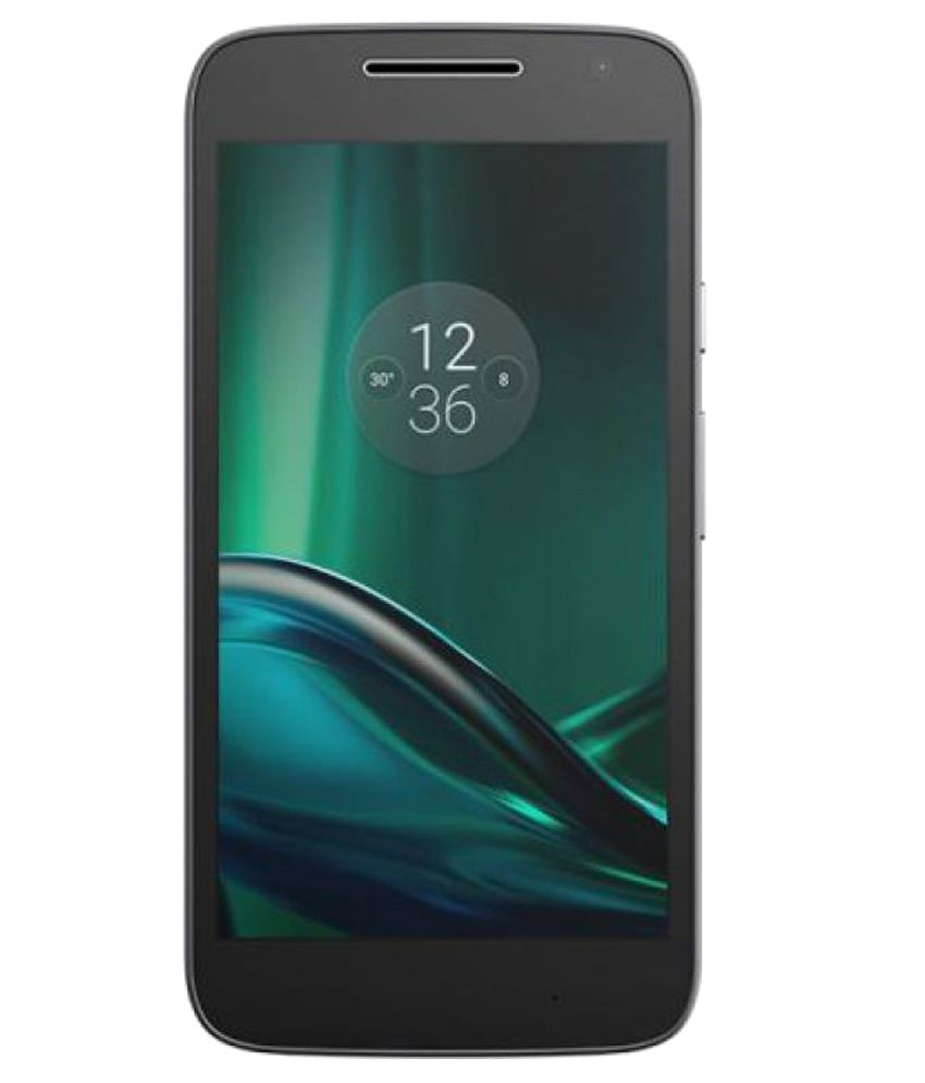 brand new 3124f 7dae8 Motorola Moto G Play, 4th Gen (Black) ( 16GB , 2 GB ) Black