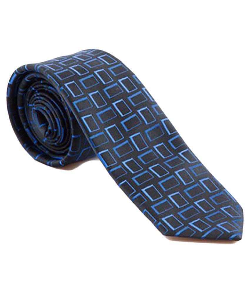 Vibhavari Blue Formal Necktie