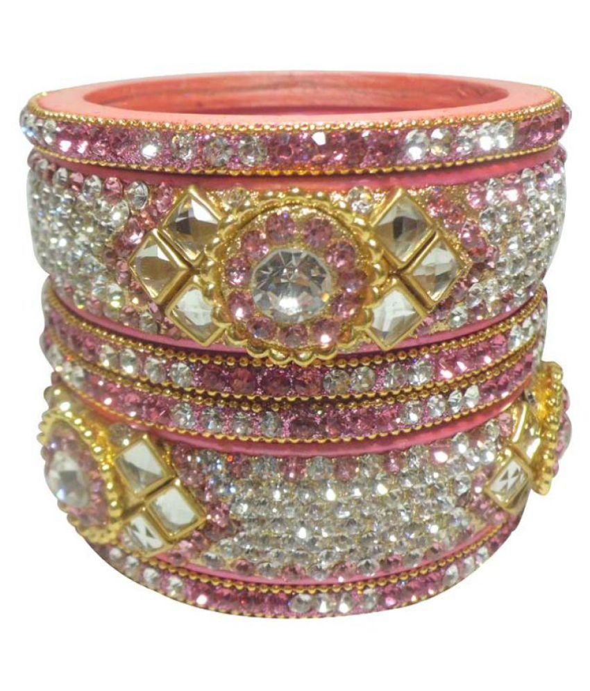 Imperio Multicolor Bangle Set