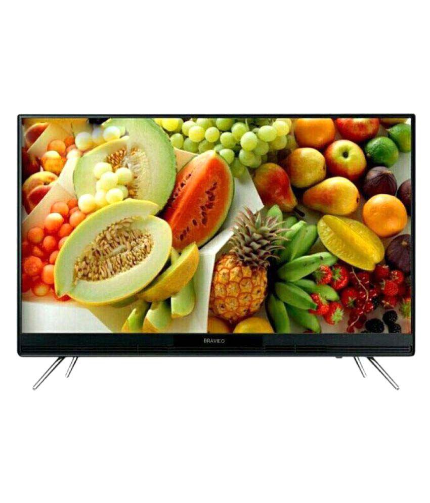 Bravieo KLV-55J5500B 140 cm ( 55 ) Smart Full HD (FHD) LED Television