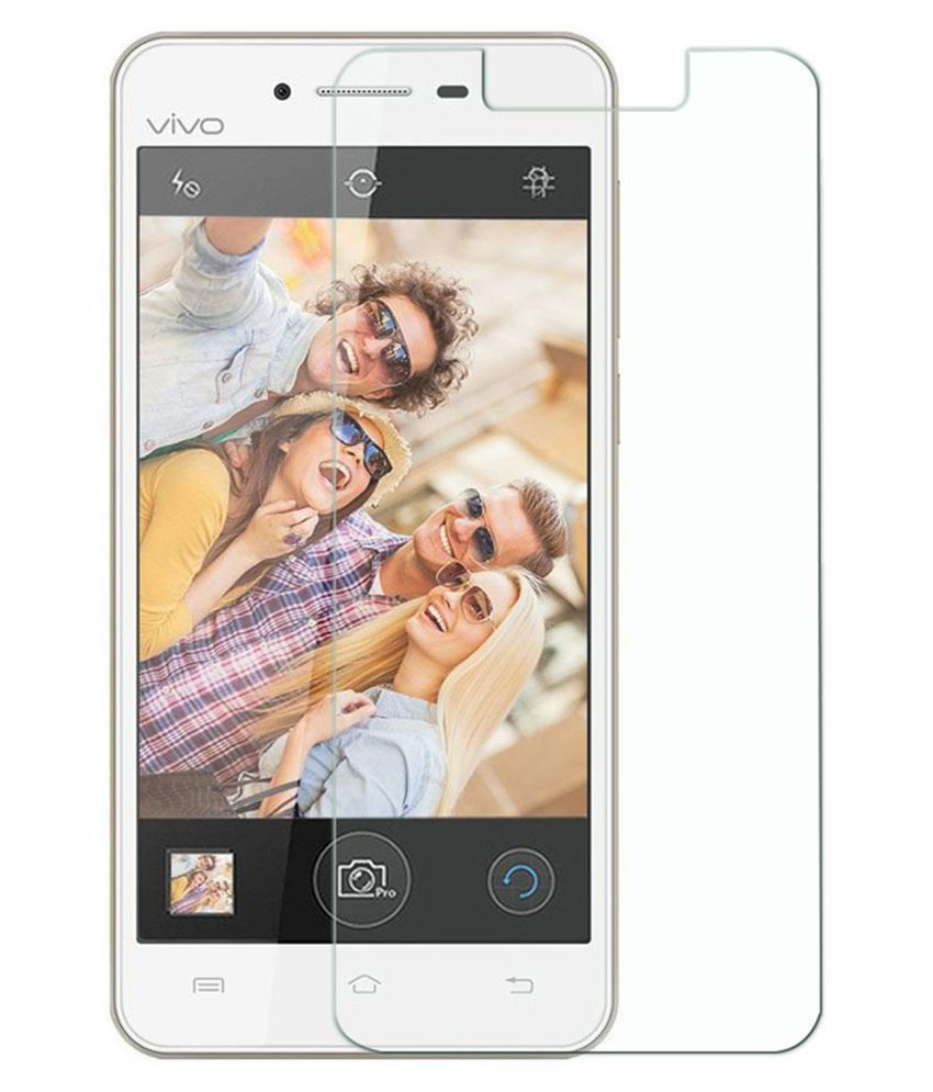 Vivo X6 Plus Tempered Glass Screen Guard By Hook
