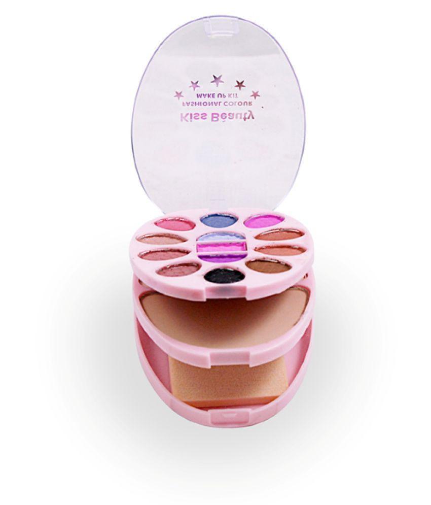 Kiss Makeup Products: KISS BEAUTY FASHION COLOUR MAKE UP KIT FREE GOOD CHOICE