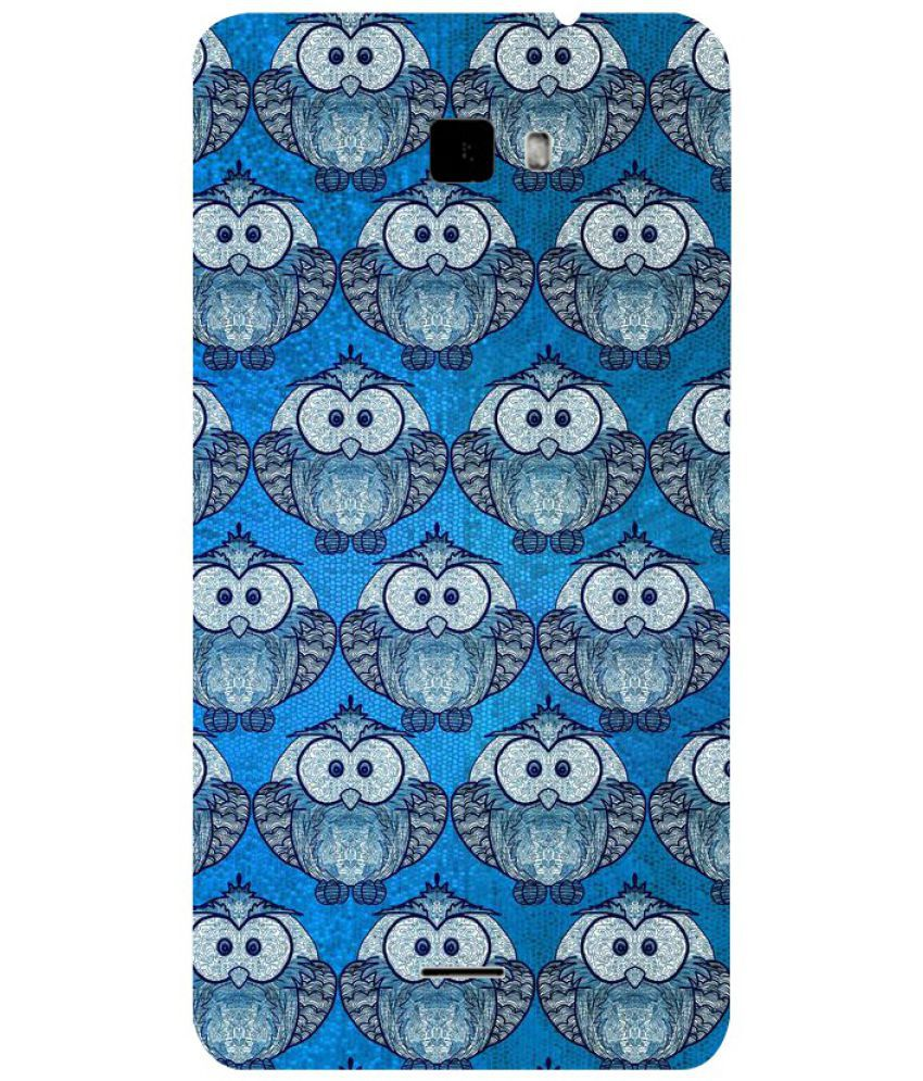 Coolpad Dazen 1 Printed Cover By Skintice