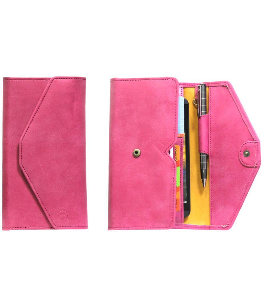 Sony Xperia Z5 Holster Cover by Jojo - Pink