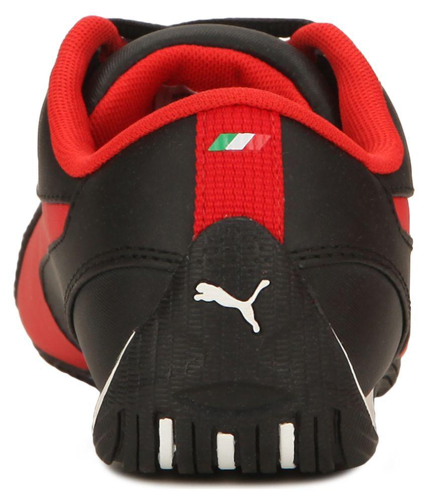 28e86ebab58b Puma Kids Drift Cat 5 L SF NU Jr Shoes Price in India- Buy Puma Kids ...