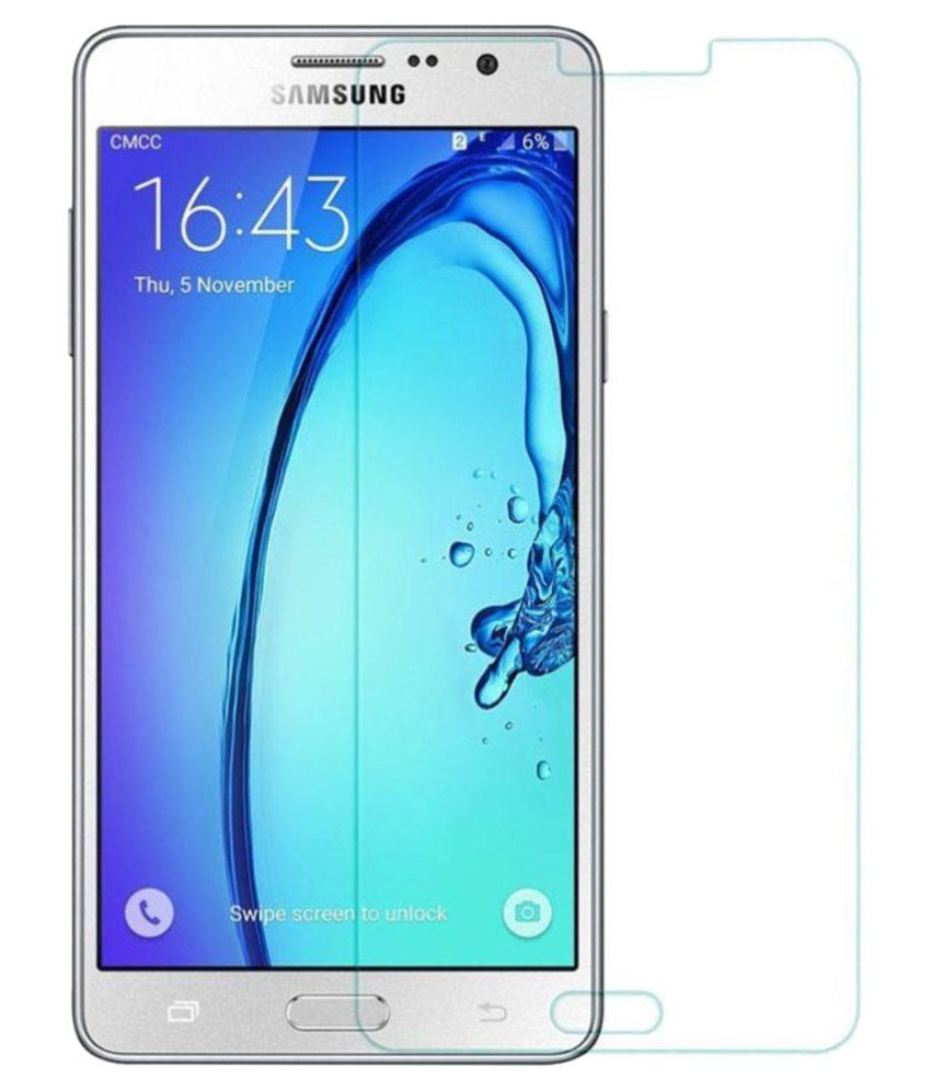 Samsung Galaxy On5 Pro Tempered Glass Screen Guard By AFL