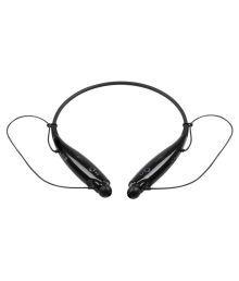 Jiyanshi Samsung Champ Neo Duos Wireless Bluetooth Headphone Black