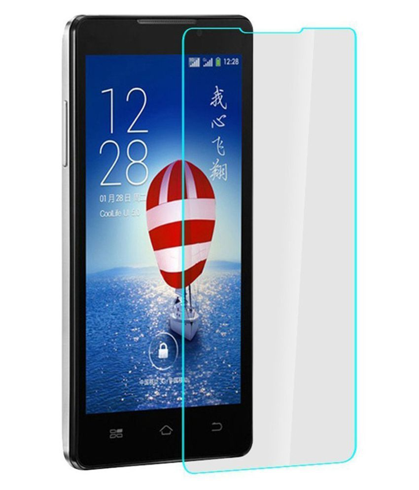 Micromax Bolt Q331 Tempered Glass Screen Guard By Crook