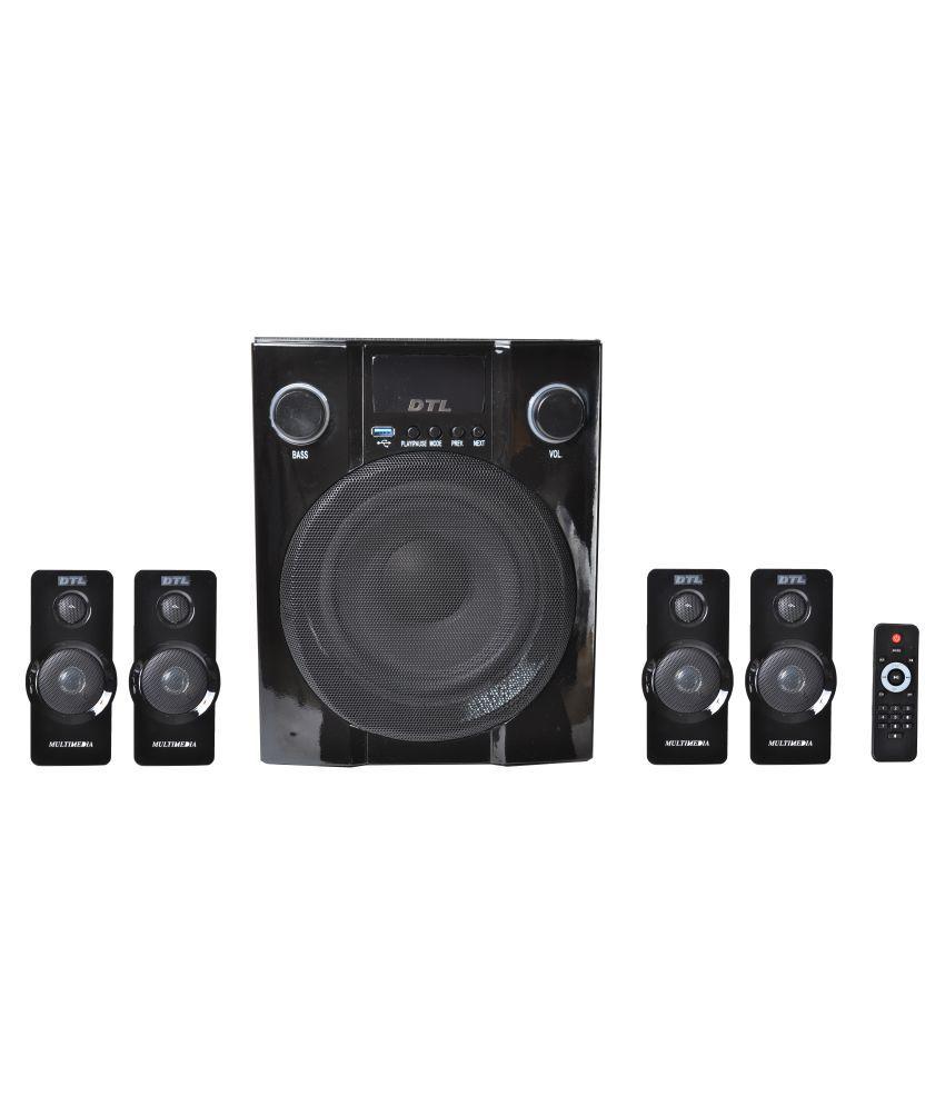DTL SPK41HY 4.1 Multimedia Speaker