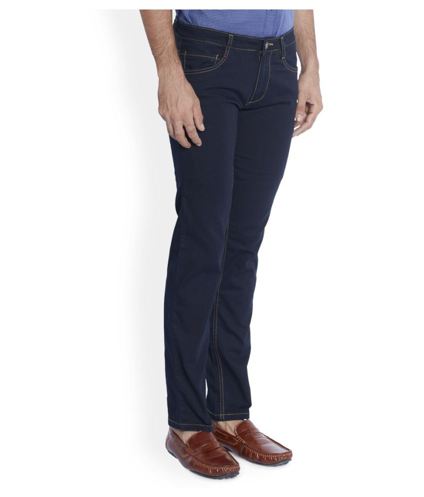Raymond Blue Slim Solid