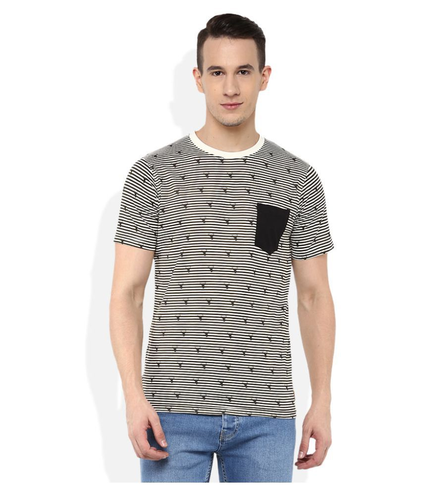 Rig Grey Round T-Shirt