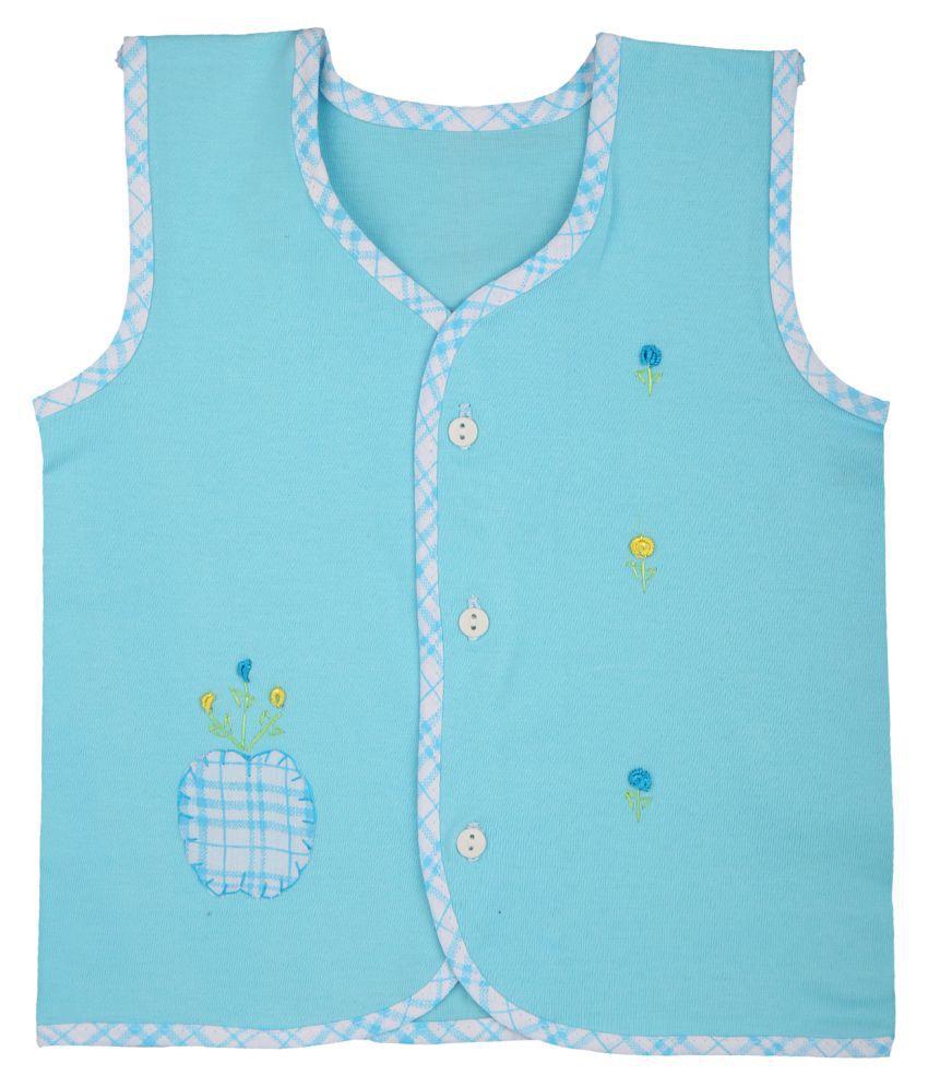 20d3d0018 Momtobe Apple Print Baby Jhabla for Newborn Infants - Pack of 3 ...