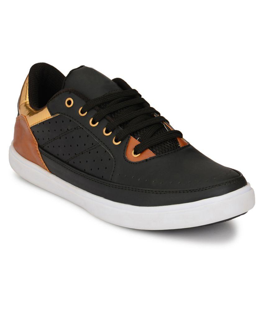 choice sale online cheap buy Fentacia Black Smart Casuals Shoes discount the cheapest lpwZV