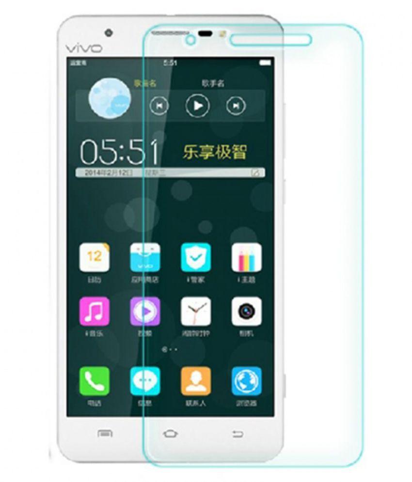 Vivo V1 Tempered Glass Screen Guard By Hook