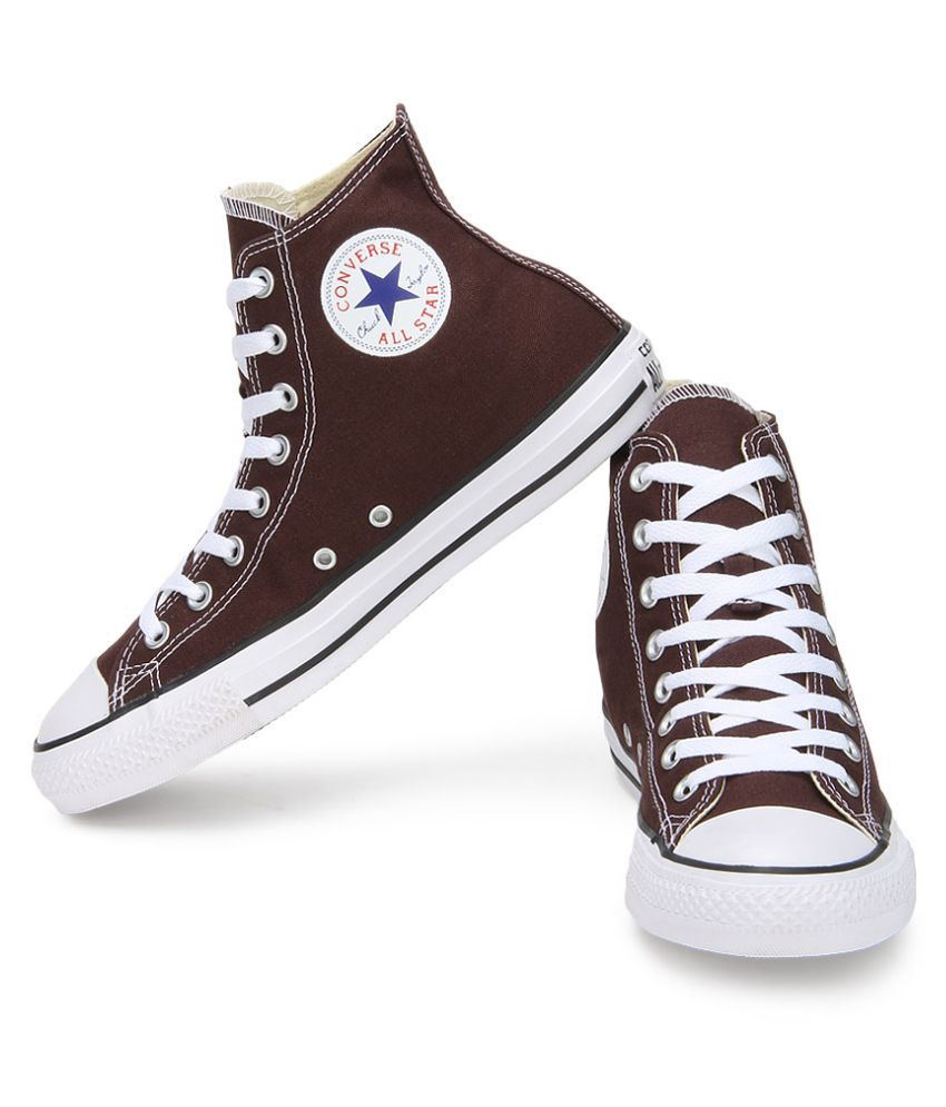 bd30a38ff16 Converse All Star 150772CCTHI High Ankle Sneakers Brown Casual Shoes - Buy  Converse All Star 150772CCTHI High Ankle Sneakers Brown Casual Shoes Online  at ...