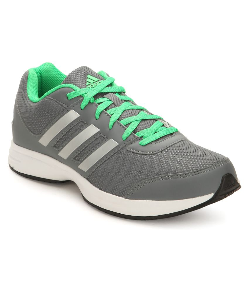 Adidas EZAR 2.0 M Gray Running Shoes ...