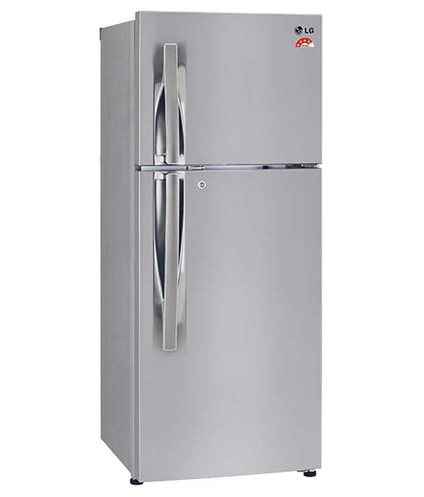 Lg 260 Ltr 4 Star Gl I292rpzl Double Door Refrigerator