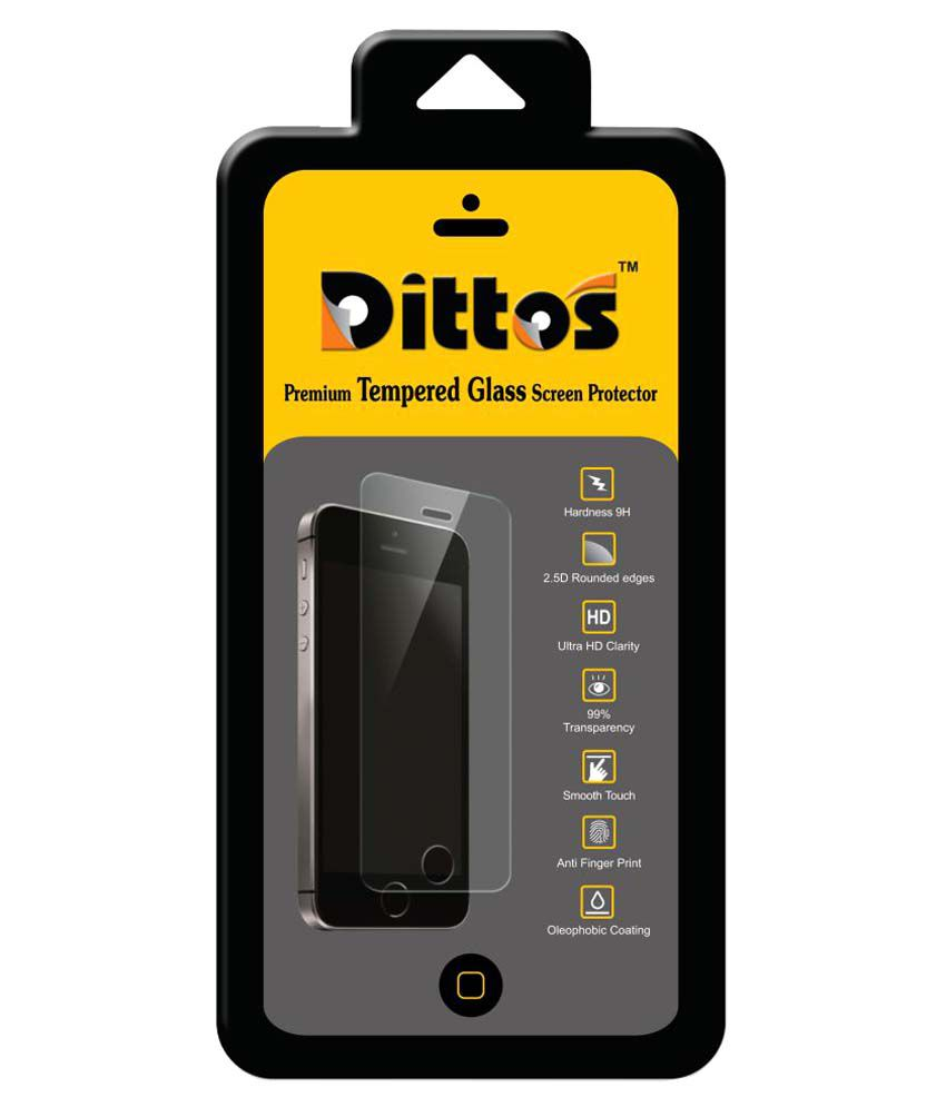 Lenovo K80 Tempered Glass Screen Guard By Dittos