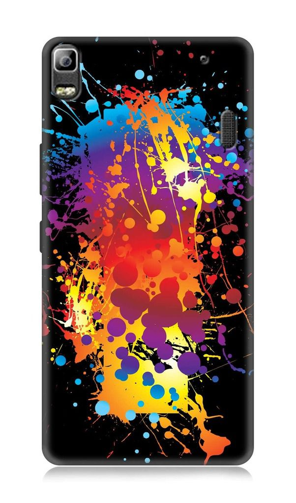 Lenovo A7000 Printed Cover By 7C