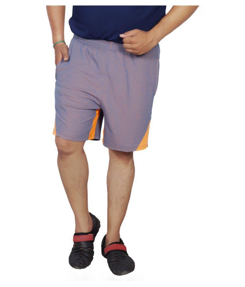 Meebaw Grey Shorts