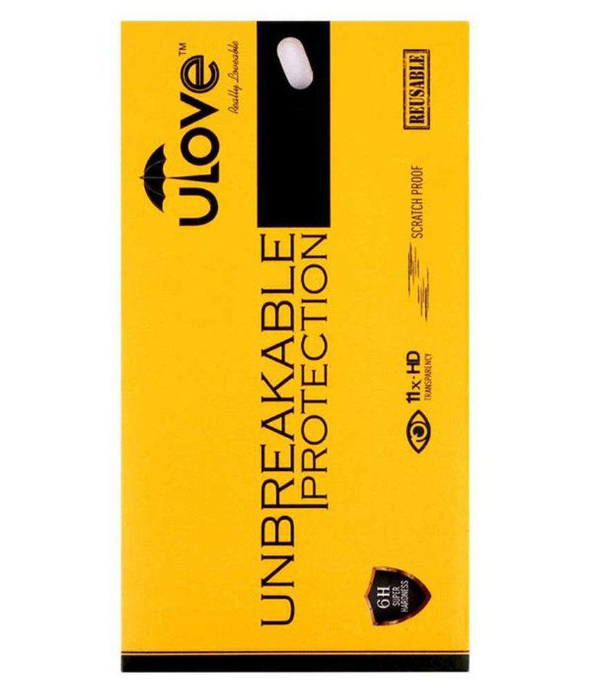 Asus Zenfone 2 Laser ZE500KL Tempered Glass Screen Guard By Ulove