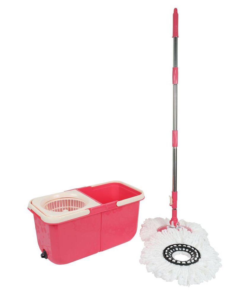 Dreamline Twin Tub Magic Double Bucket Mop Handle Lock For