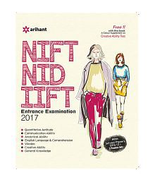 NIFT/NID/IIFT Entrance Examination 2017