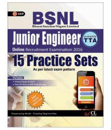 BSNL Junier Engineering (erstwhile TTA) 15 Practice Sets
