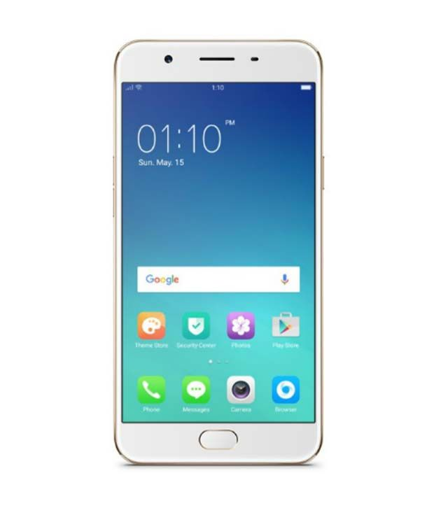 OPPO F1s (32GB, Gold)  By Snapdeal @ Rs.16,990