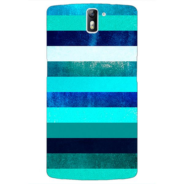 OnePlus One Printed Cover By 1 Crazy Designer