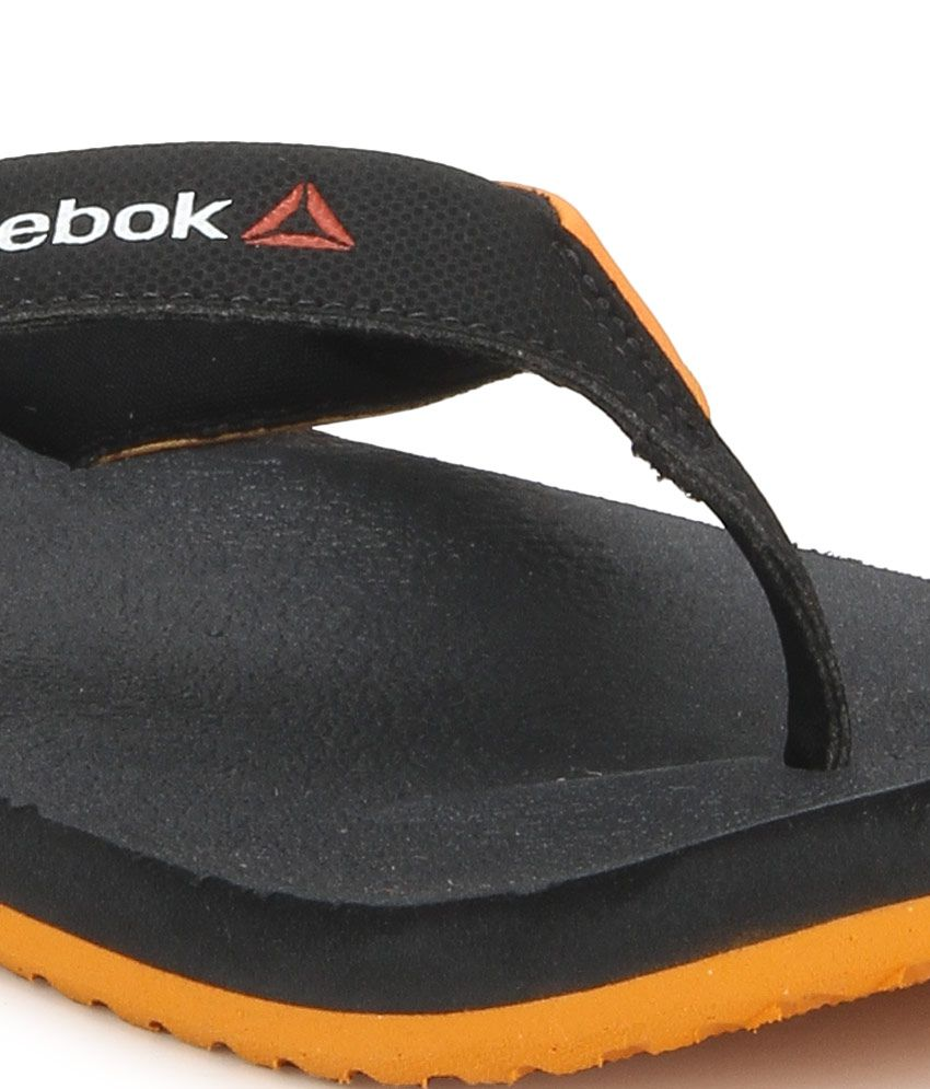 40fe19e03ee7 Reebok Adventure Flip (BD3945) Gray Flip Flops Price in India- Buy ...