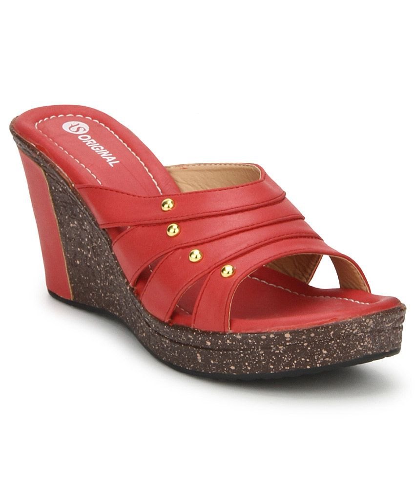 American Swan Buena Red Wedges