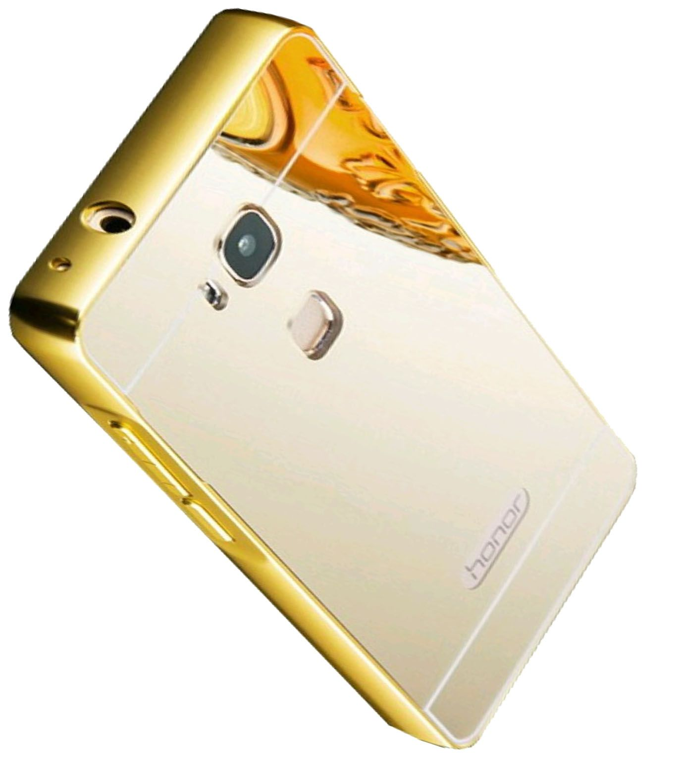 buy popular 6e9ad 4087a Huawei Honor 5X Cover by Sedoka - Golden