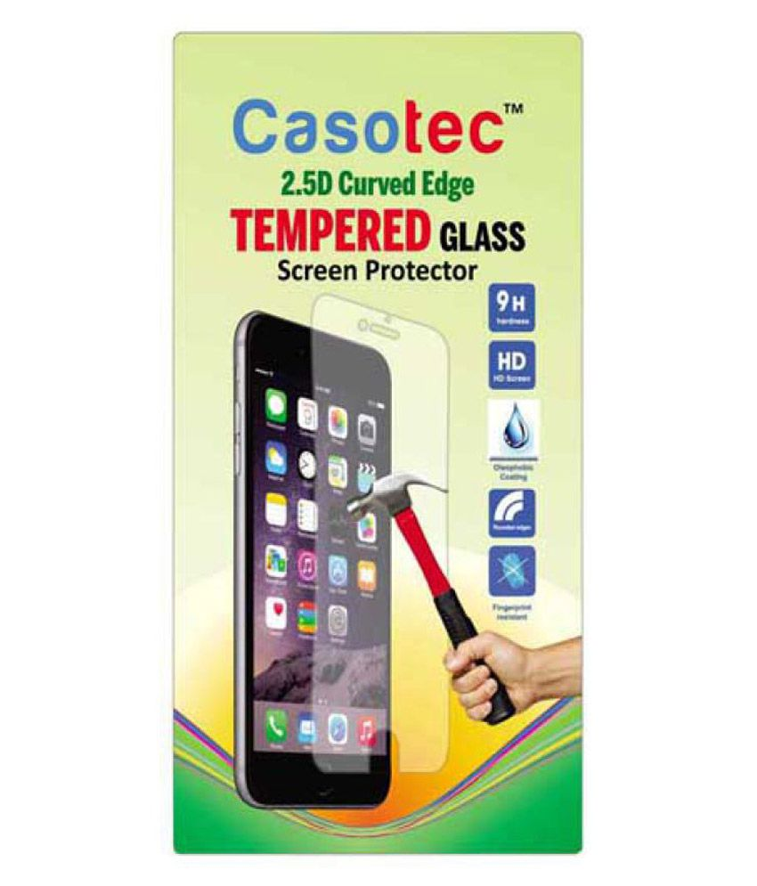 Nokia Lumia 1320 Tempered Glass Screen Guard By Casotec