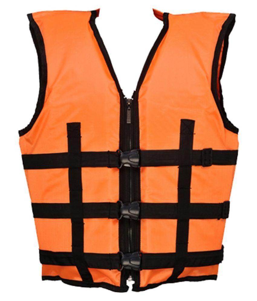 Champ Orange Life Jacket