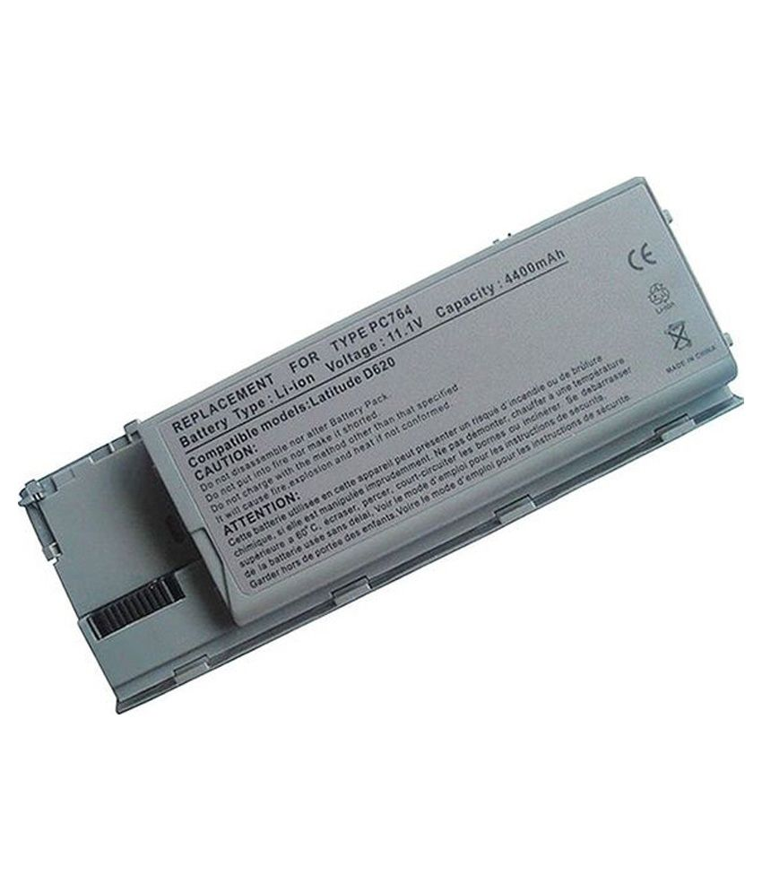 ClubLaptop Laptop battery Compatible For Dell Latitude 0KD491 and 0KD494