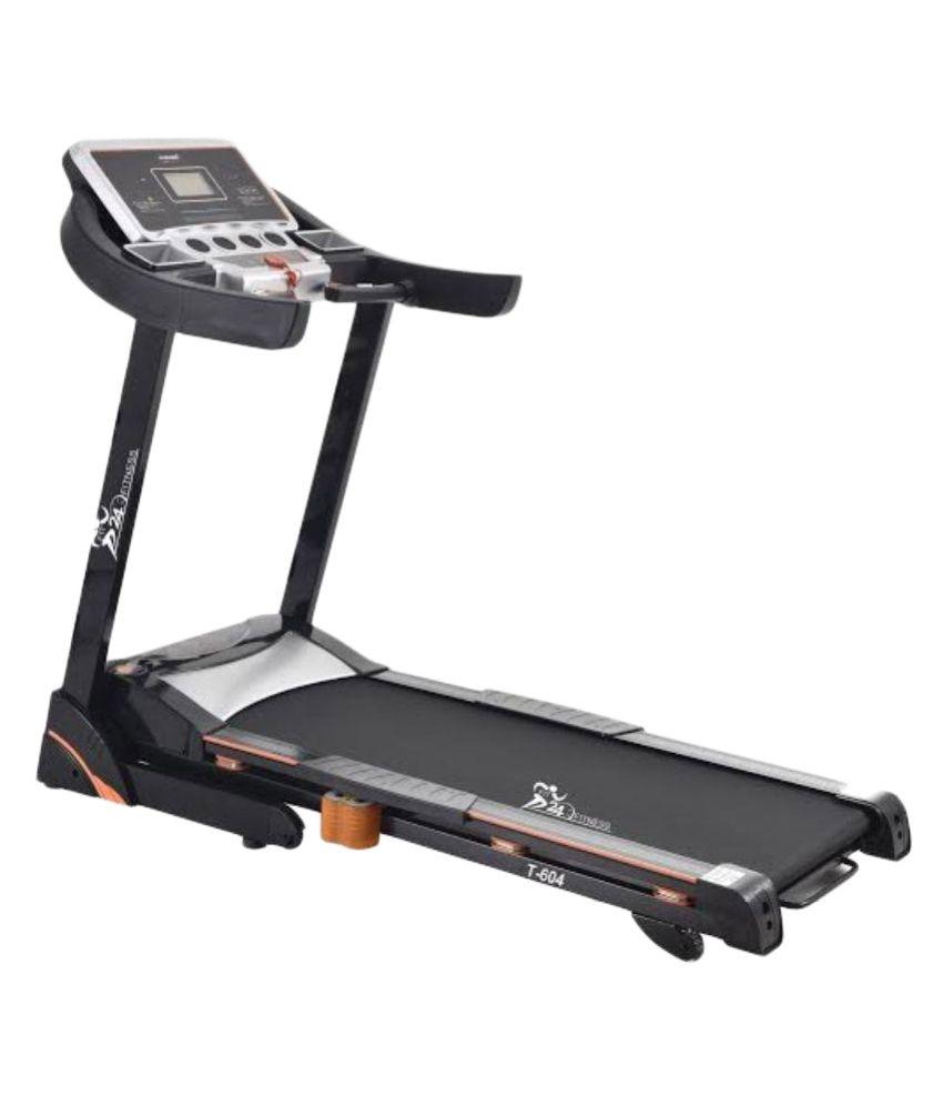 Horizon Fitness Treadmill Paragon Iii Hrc: Fit 24 Fitness 3HP Motorised Treadmill: Buy Online At Best