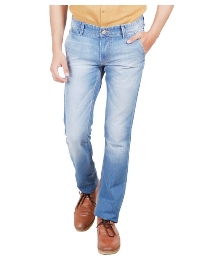 Jeans Blue Slim Basic